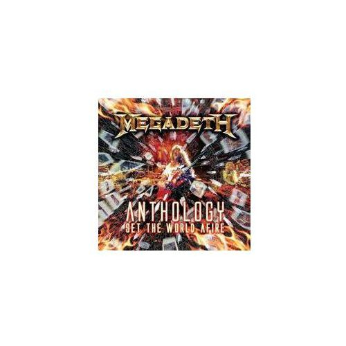 Anthology: set the world afire - megadeth marki Universal music