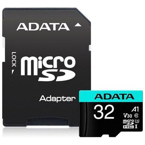 Karta pamięci ADATA microSDHC 32GB Premier Pro + Zamów z DOSTAWĄ JUTRO! (4713218465900)