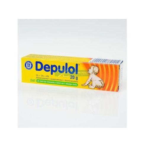 Depulol żel 20 g (5909990789115)
