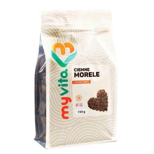 Myvita Morele naturalne ciemne suszone, 1000 g