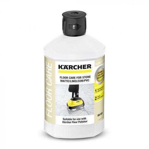 Karcher floor care, płyn do podłóg kamiennych i pcv, 1 litr (6.295-776.0) darmowy odbiór w 21 miastach!