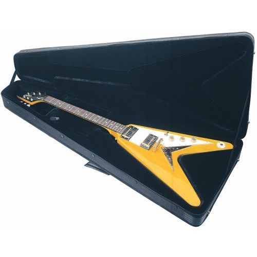 rc-20818-b deluxe line soft-light case, futerał do gitary elektrycznej marki Rockcase