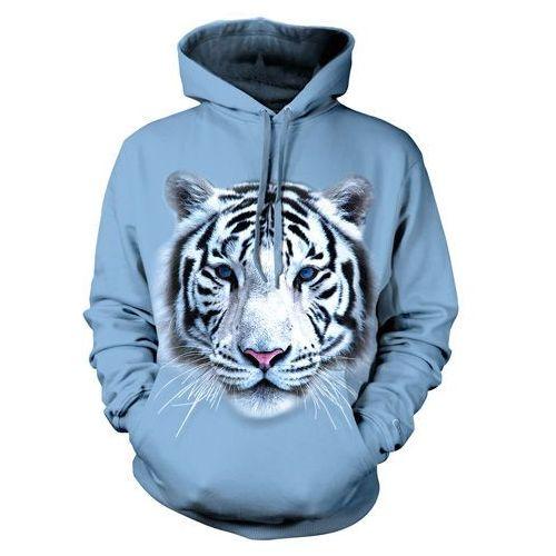 Tygrys Syberyjski Biały