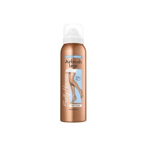 Sally hansen airbrush legs- fluid do nóg, rajstopy w sprayu, 75 ml / 85 g - tan glow