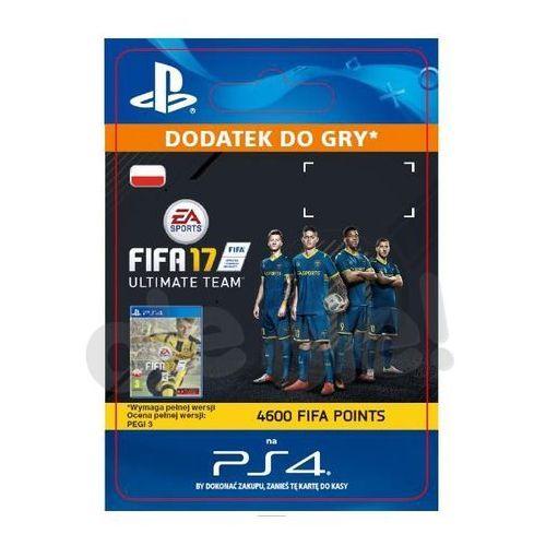 FIFA 17 4600 Punktów [kod aktywacyjny]