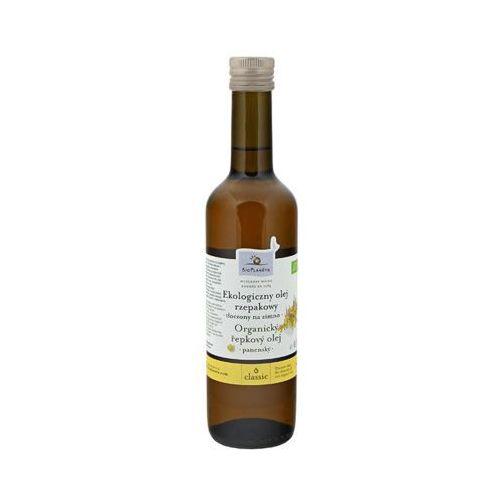 Bio planet E 500ml ekologiczny olej rzepakowy bio