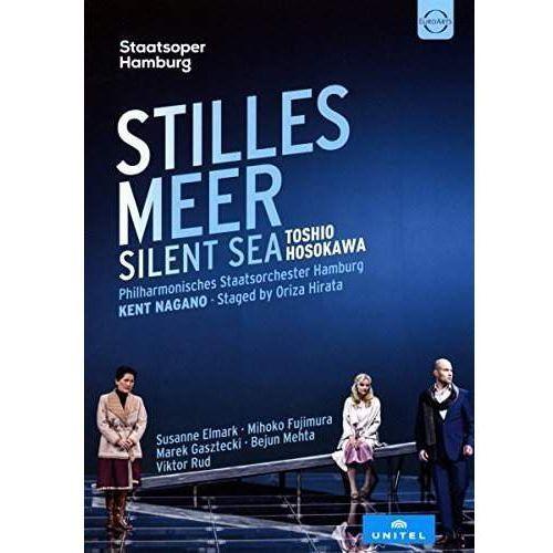 Warner music Euroarts - toshio hosokawa: stilles meer (opera about fukushima) (0880242729989)