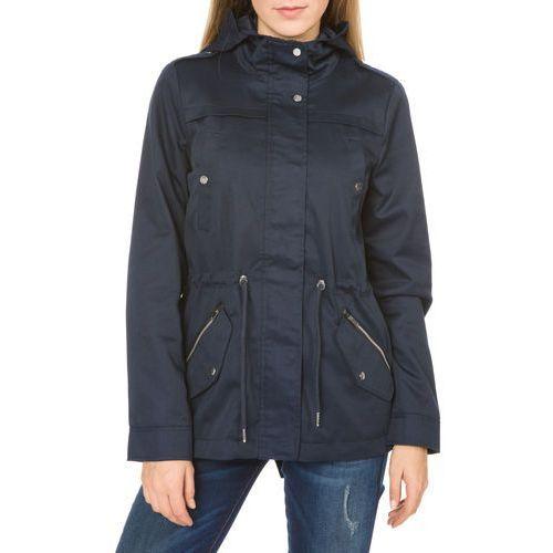 Vero Moda Montreal Abby Parka Niebieski M (5713239402709)
