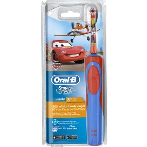 Oral-B Szczoteczka elektryczna Stages Power 900 Kids - Disney Cars   Auta