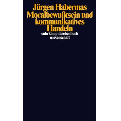 Moralbewußtsein und kommunikatives Handeln