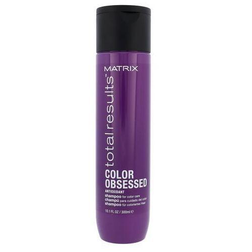 total results color obsessed antioxidant shampoo szampon do wlosow farbowanych 300ml marki Matrix