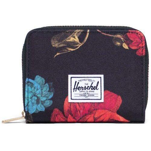 Herschel Portfel - tyler rfid vintage floral black (02997)