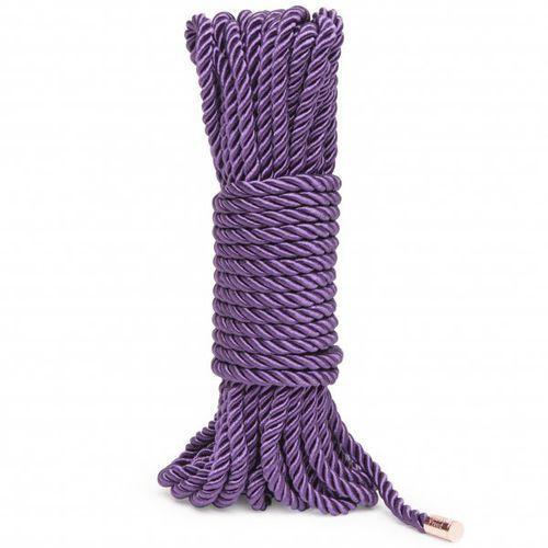 Fifty shades of grey (uk) Fsog freed want to play? 10m silky bondage rope lina do wiązania