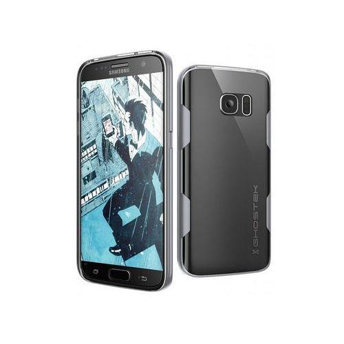 Etui Ghostek Cloak Samsung Galaxy S7 Srebrne - Srebrny