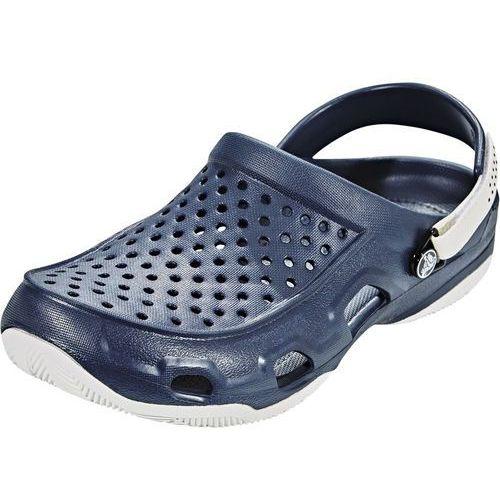 Crocs Swiftwater Deck Sandały Mężczyźni niebieski 43-44 2018 Sandały codzienne (0887350887587)