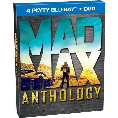George miller Mad max. antologia (blu-ray) - darmowa dostawa kiosk ruchu (7321999338725)