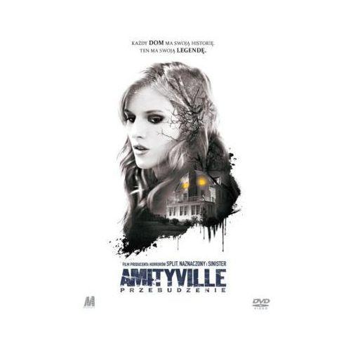 Amityville: przebudzenie (dvd) + książka marki Monolith