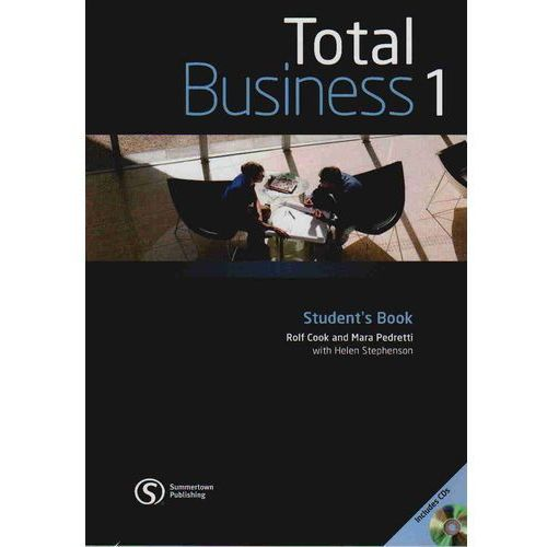 Total Business 1 Pre-intermediate Studens Book