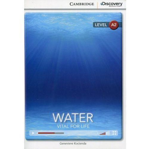 CDEIR A2 Water: Vital for Life, oprawa miękka
