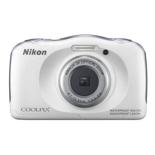 Nikon Coolpix S33, matryca 13Mpx