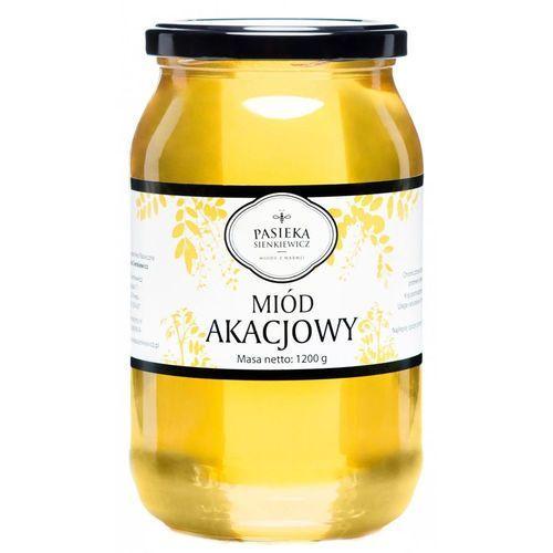 Miód Akacjowy 1,2kg – dla diabetyków, dzieci.