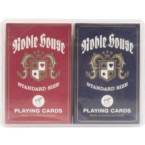 Karty do gry Noble House Piatnik Double