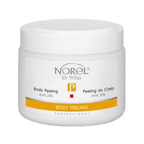 body peeling aha 20% peeling do ciała aha 20% (pp137) marki Norel (dr wilsz)