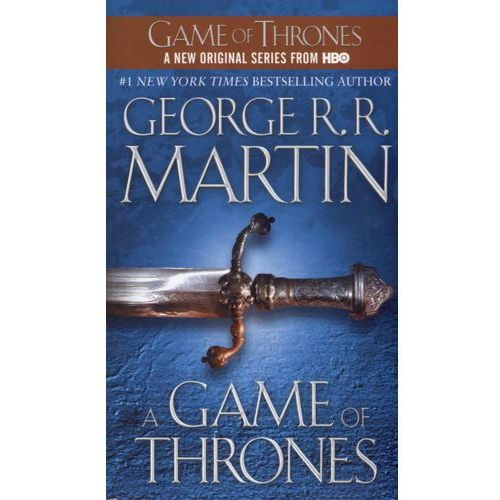 Song of Ice and Fire 1 Game of Thrones (864 str.)