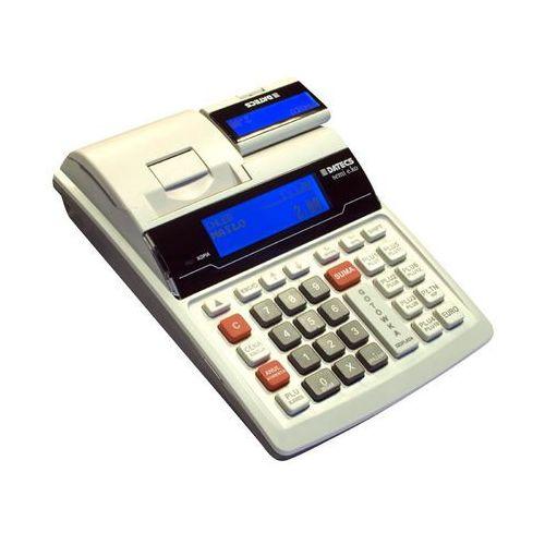 Kasa fiskalna semi e.ko kopia elektroniczna drukuje nip nabywcy na paragonie!!! marki Datecs