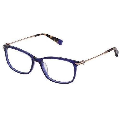 Okulary Furla VFU 187S 0T31