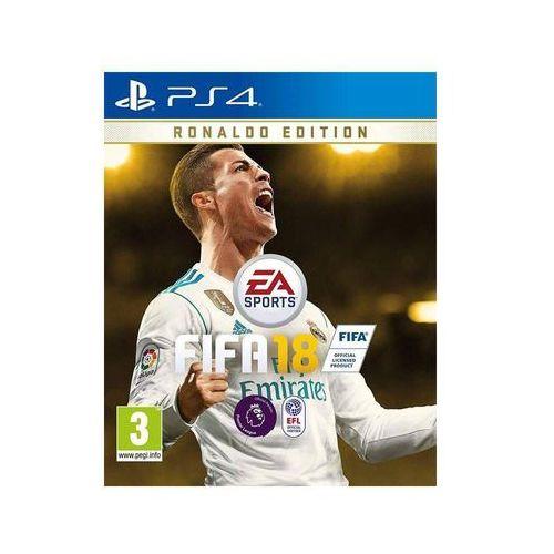 Ea sports Fifa 18 edycja ronaldo pl ps4