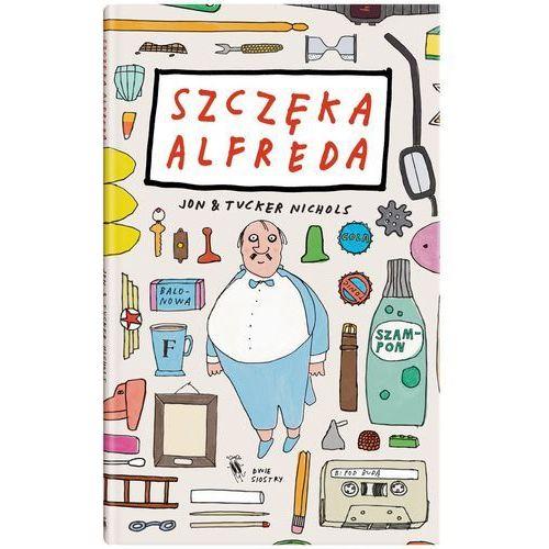 SZCZĘKA ALFREDA - Wysyłka od 3,99 - porównuj ceny z wysyłką (40 str.)