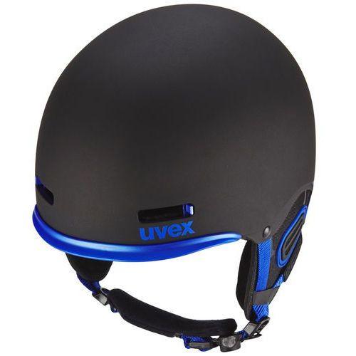 UVEX hlmt 5 core Kask snowboard czarny Kaski narciarskie