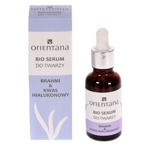 Orientana - bio serum do twarzy brahmi i kwas hialuronowy