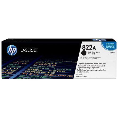 Wyprzedaż oryginał toner 822a do color laserjet 9500 | 25 000 str. | czarny black marki Hp