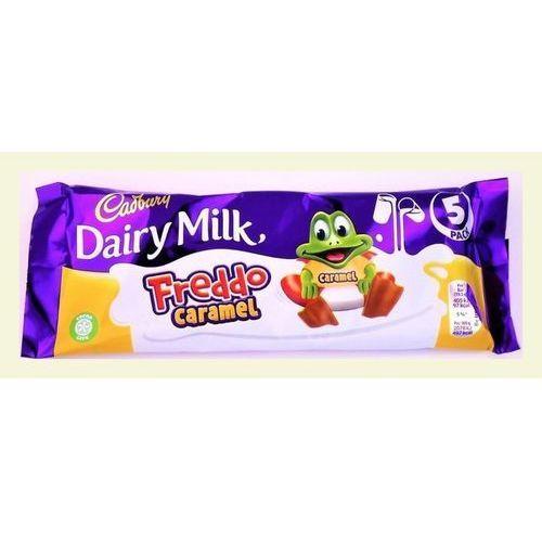 Mondelez uk, wykonana na licencji firmy Cadbury dairy milk freddo chocolate bar