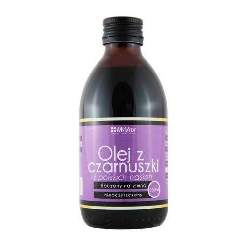 Myvita Olej z czarnuszki 250ml (5906395684786)