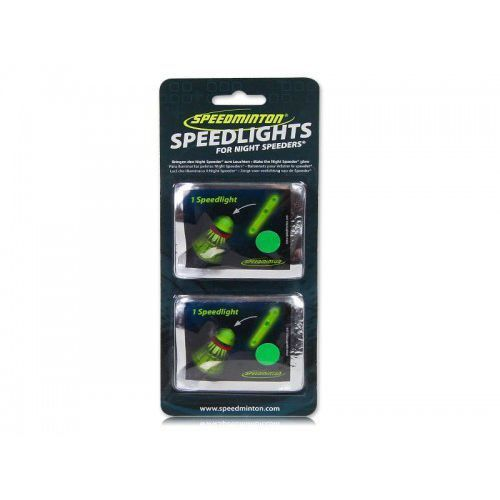 Speedminton Wkłady fluorescencyjne do lotek