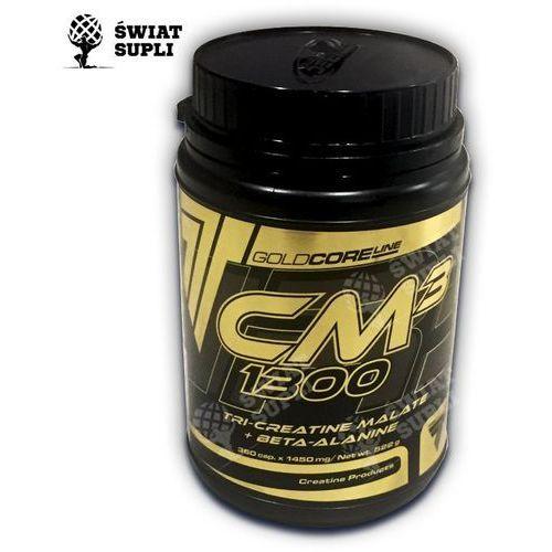 Kreatyna TREC Gold Core CM3 1300 360 kaps Najlepszy produkt, 5902114012281