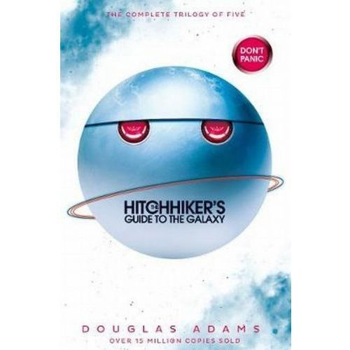 The Hitchhiker's Guide to the Galaxy Omnibus - Douglas Adams (9781509852796)