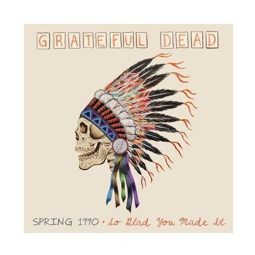 Warner music / rhino Spring 1990-so glad you made i - grateful dead (płyta cd)