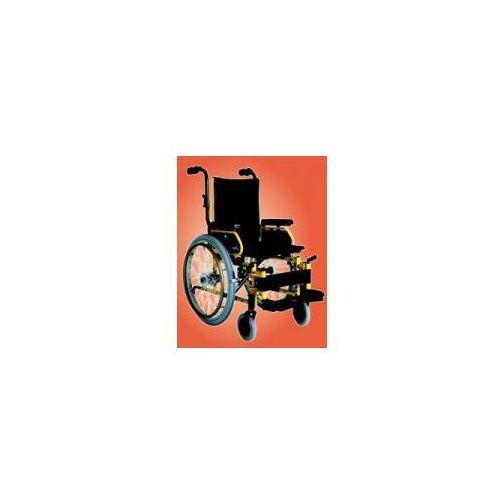 Wózek inwalidzki dziecięcy aluminiowy karma km-7520 wyprodukowany przez Antar