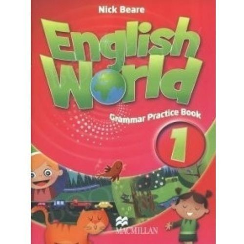 English World 1. Grammar Practice Book (48 str.)
