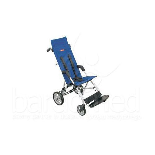 Wózek inwalidzki dziecięcy spacerowy patron corzino classic szer. 34 wyprodukowany przez Mobilex