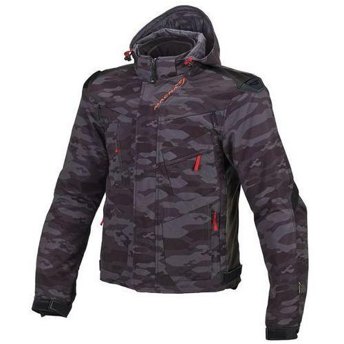 Macna redox kurtka tekstylna
