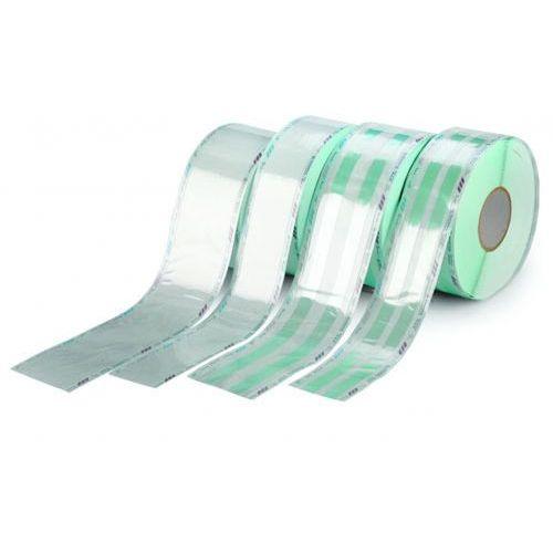 Rękaw do sterylizacji papierowo - foliowy z zakładką sigma 250mm marki Medilab