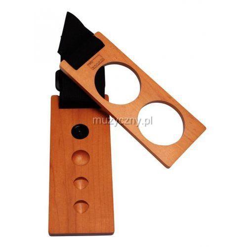 Gewa ochraniacz parkietu pod nóżkę wiolonczelową / kontrabasową - klon