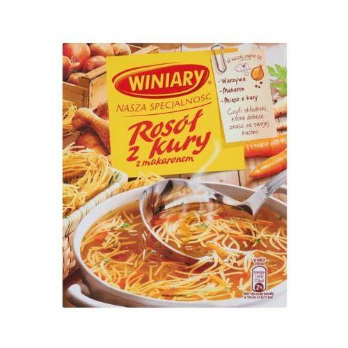 48g zupa rosół z kury z makaronem standard marki Winiary
