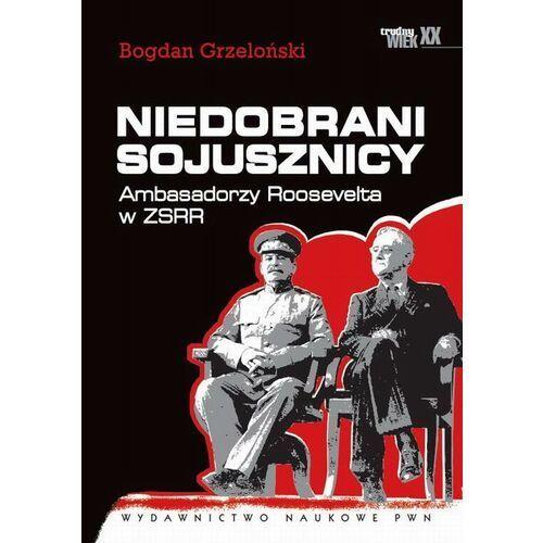 Niedobrani sojusznicy. Ambasadorzy Roosevelta w ZSRR - Bogdan Grzeloński - ebook