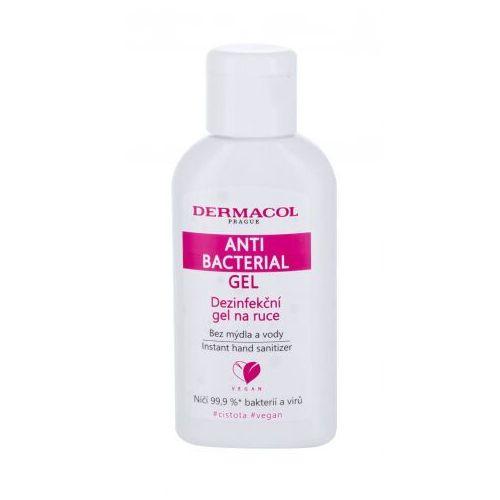 Dermacol Antibacterial Gel White antybakteryjne kosmetyki 50 ml unisex
